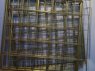 12 qty Grid Panels for Storage Cubes, Wall, Animal Playpens, Etc for Sale in Morton,  IL