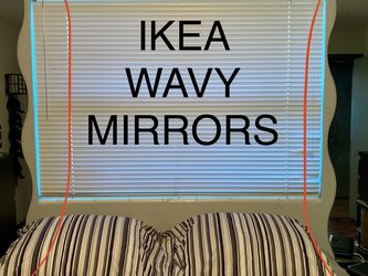 IKEA - WAVE MIRRORS (Pair) for Sale in Winter Park,  FL