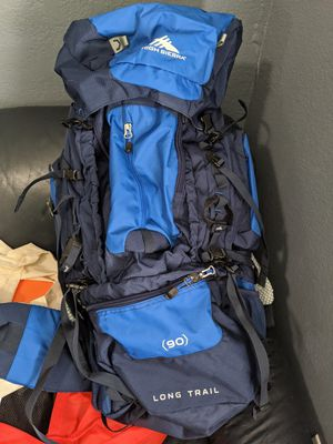 High Sierra 90 L Long trail hiking backpack for Sale in Long Beach, CA
