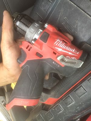 m12 milwaukee 1/2 inch hammer drill tool only for Sale in Longview, TX