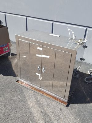 Stainless steel cabinet for Sale in Chandler, AZ