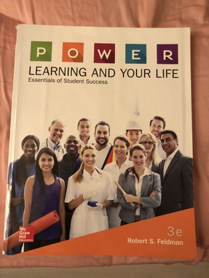 Power learning and your life 3rd edition for Sale in Hialeah, FL