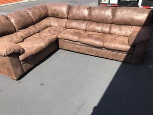 Sectional Couch Sofa *Free Delivery* for Sale in Toms River, NJ