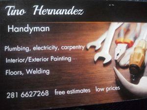 Remodelacion for Sale in Pasadena, TX