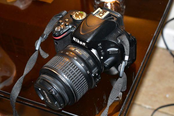 Nikon 5100 in perfect condition for sale