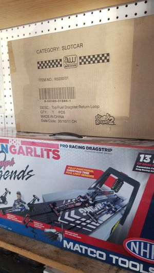 Electric NHRA slot car track for Sale in Queen Creek, AZ