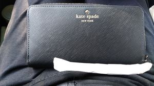 KATE SPADE BLACK WALLET for Sale in Anaheim, CA