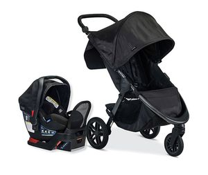 Britax Stroller, Car Seat and 2x Bases for Sale in Delray Beach, FL
