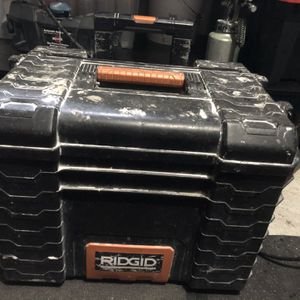 Ridgid Tool Box for Sale in San Diego, CA