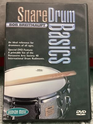 Drumming DVD for Sale in Greencastle, PA