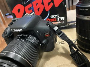 Canon t3i for Sale in Redwood City, CA