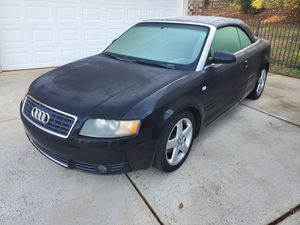 2004 AUDI A4 CONVERTIBLE for Sale in Rock Hill, SC