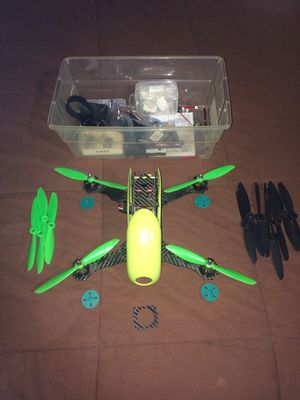 280mm Racing Quadcopter with extras for Sale in Portland, OR