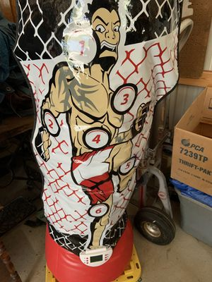 Punching bag game for Sale in Uniontown, OH
