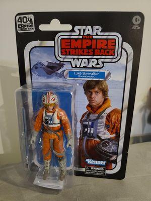 Kenner Star Wars 40th Anniversary Luke Skywalker for Sale in Woodbridge, VA