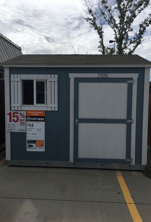 1832 Tuff Shed display TR700 8x10 was $3,032 Now $2,577 for Sale in Houston, TX