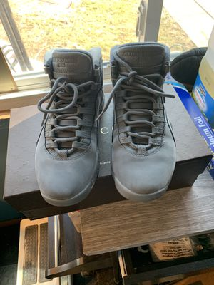 Gray air Jordans 23 size 9 for Sale in Columbus, OH