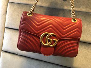 Gucci GG Marmont Medium Bag %100 Authentic for Sale in Warren, MI