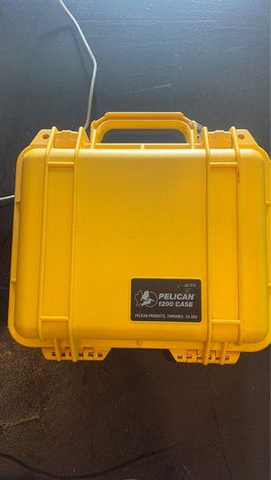 Hard case pelican 1200 for Sale in Phoenix, AZ