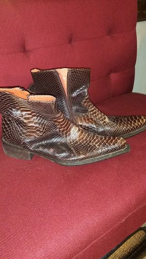 Snake Skin Boots by Aldo for Sale in Miami, FL