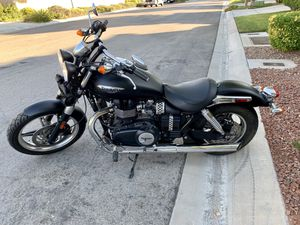 2013 Triumph Speedmaster LOW MILES! for Sale in Las Vegas, NV