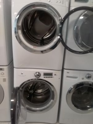 Electrolux washer and dryer used good condition 90days warranty for Sale in Mount Rainier, MD