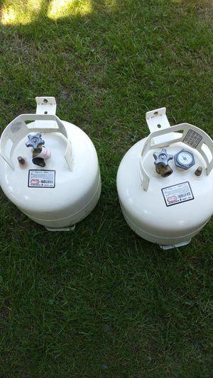Camper propane tanks for Sale in Granite Falls, WA