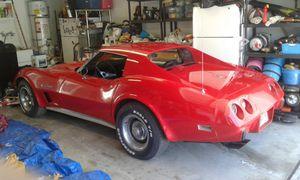 1975 Chevy Corvette for Sale in Chula Vista, CA
