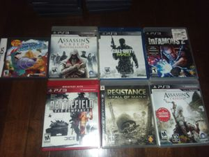 Mostly PS3 Games for Sale in Los Angeles, CA