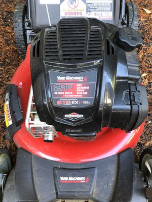 """Yard Machines 21"""" Lawn Mower for Sale in Bothell, WA"""