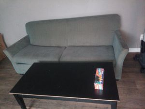 Free Sofa and Chair with coffee table for Sale in Richardson, TX