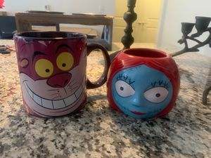 Disney coffee cups for Sale in Aurora, CO