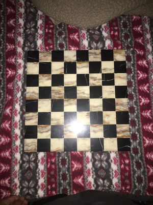 Marble Chess Set for Sale in Redlands, CA