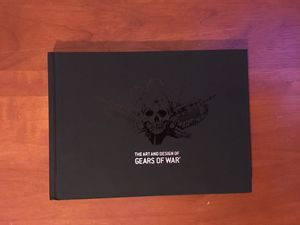 The Art and Design of Gears of War book for Sale in Hamden, CT