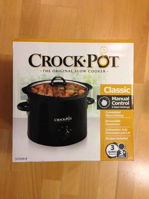 3-Quart Slow Cooker, brand new for Sale in Denver, CO
