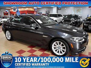 2014 BMW 5-Series for Sale in Long Island City, NY