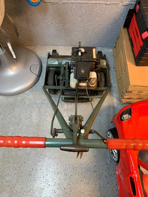 California trimmer lawn mower for Sale in Seattle, WA