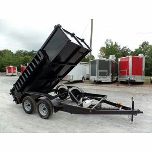 Hydraulic dump trailer for Sale in Oregon City, OR