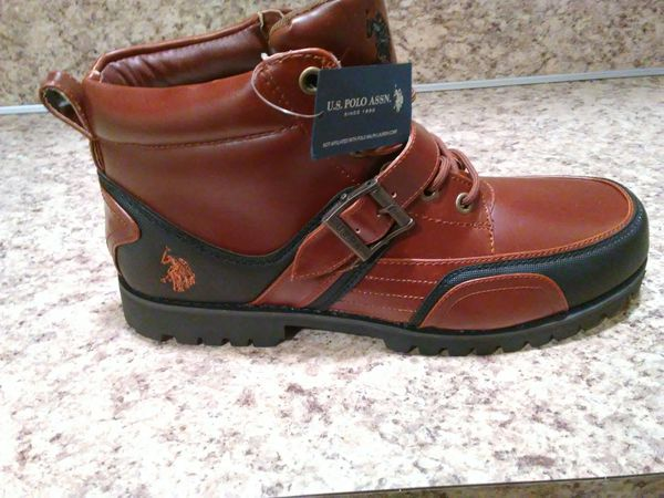 Polo Boots mens size 13