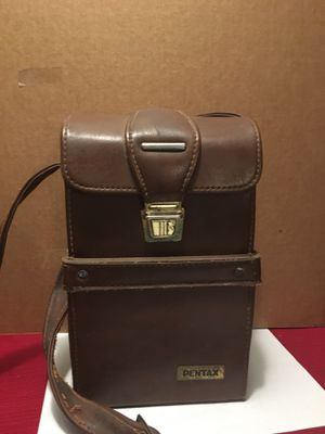 Vintage Pentax Camera Case for Sale in Anchorage, AK