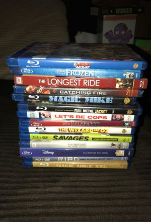 Blu-ray movies for Sale in Port St. Lucie, FL