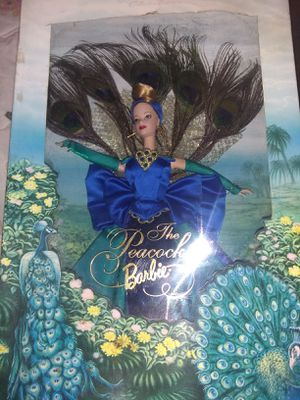Peacock Barbie for Sale in Union City, CA