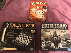 Family games for Sale in Zebulon, NC