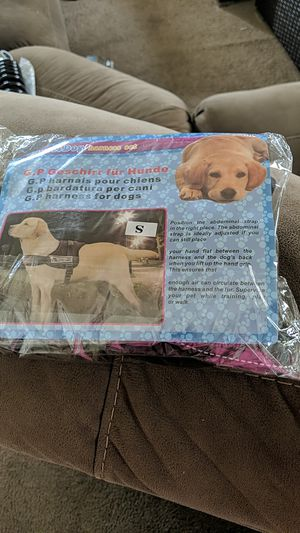 SportsDog harness set for Sale in Salinas, CA