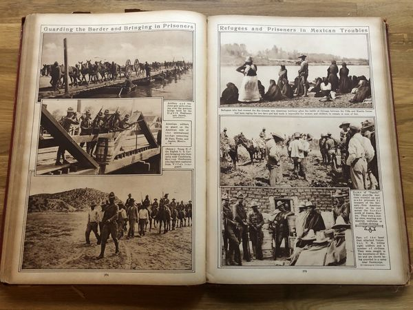 1922 NYT - Pictorial Portfolio of the World