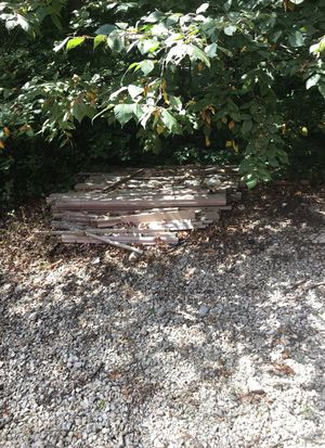 Free Decking material and spindles for railing for Sale in Galena, OH