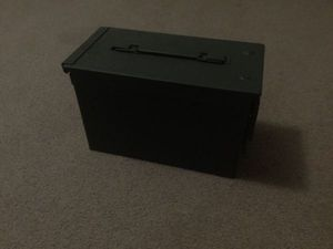 Large green waterproof storage cases. for Sale in Plainfield, IL