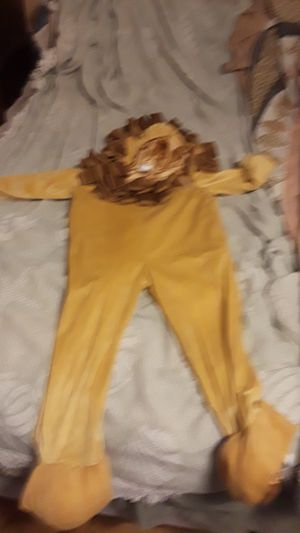 Lion costume for Sale in Winter Haven, FL