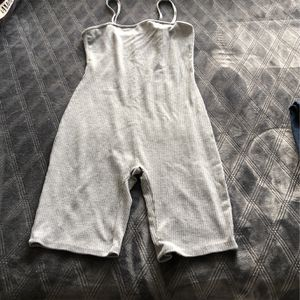 Grey Bodysuit With Shorts for Sale in Alameda, CA