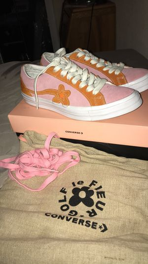 Tyler the creator converse flowerboy collection for Sale in Fort Lauderdale, FL